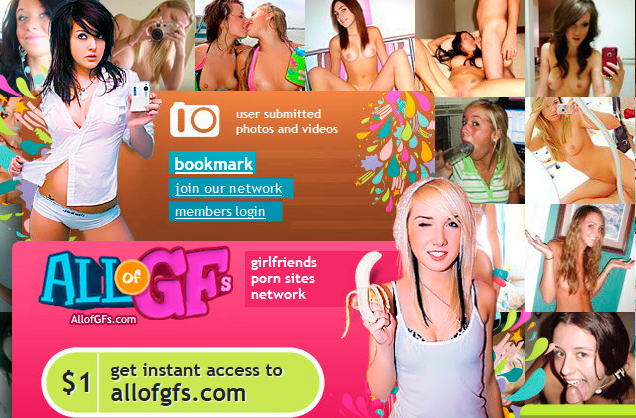 Allofgfs is the best porn paid website