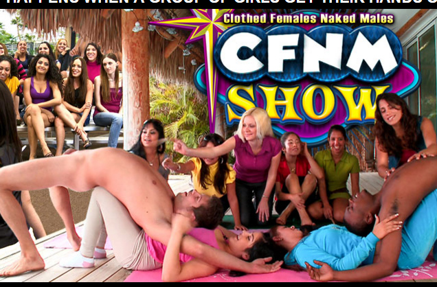 Nice hd adult website where to watch CFNM porn videos