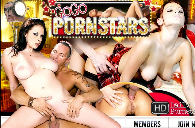 Popular paid sex site with only the best pornstars