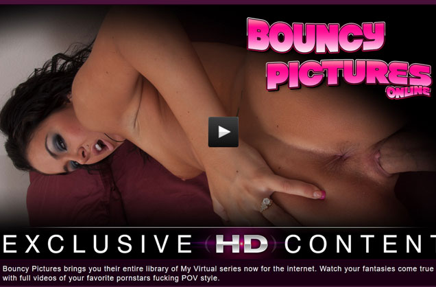 Nice pay xxx site for the bouncy girls fans