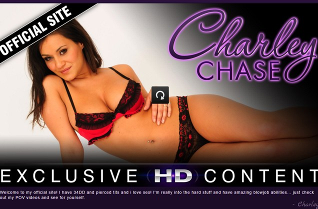 Nice hd porn site with the sex scenes of hot Charley Chase