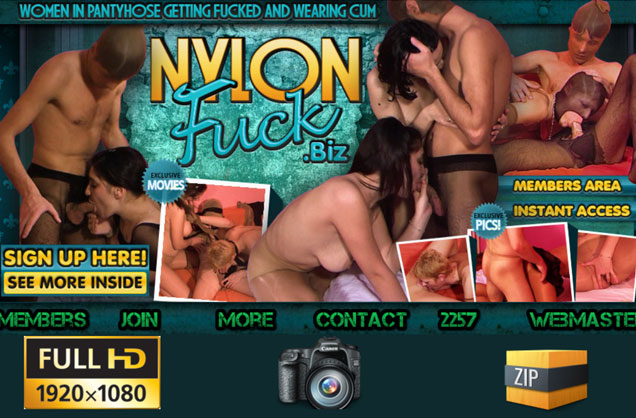 Best pay adult site for fetish nylon porn scenes