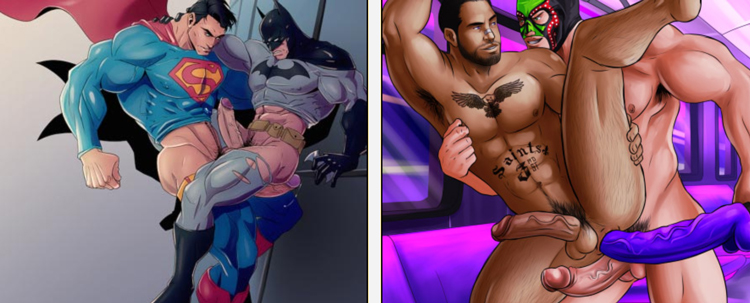 Top paid xxx site if you love gay porn cartoons