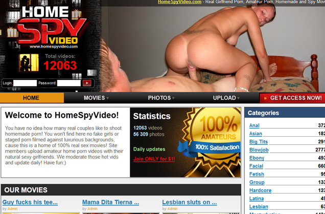 My favorite pay xxx site for voyeur porn movies