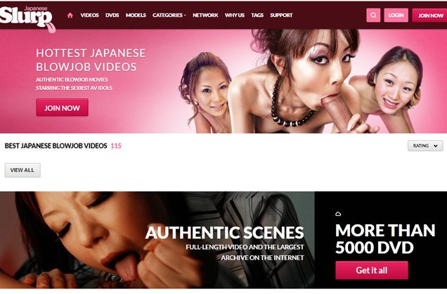 Top hd porn site for Japanese blowjob videos