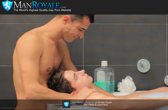 Greatest pay porn site for sensual gay sex movies
