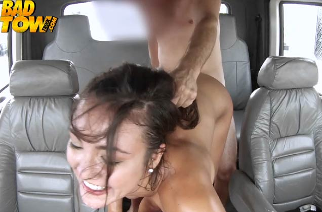 Nice hd porn site with hardcore car sex action