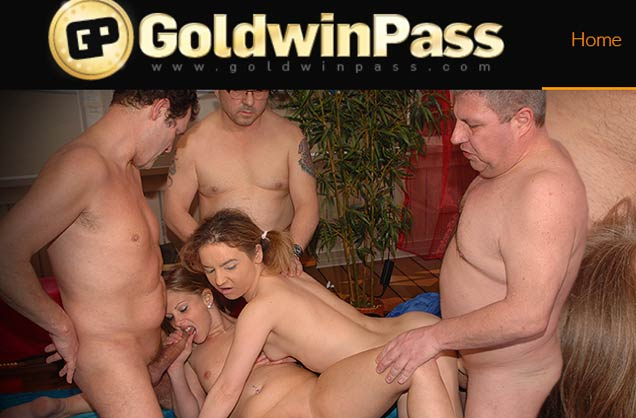 Greatest premium adult site with gangbang action