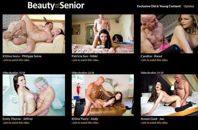 Nice paid sex website with old dudes happy to fuck fresh girls