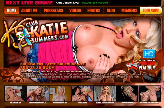My favorite pay sex site where to watch porn material focused on the hot Katie