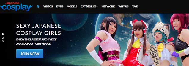Nice paid adult website for all the fans of asian cosplay porn pics