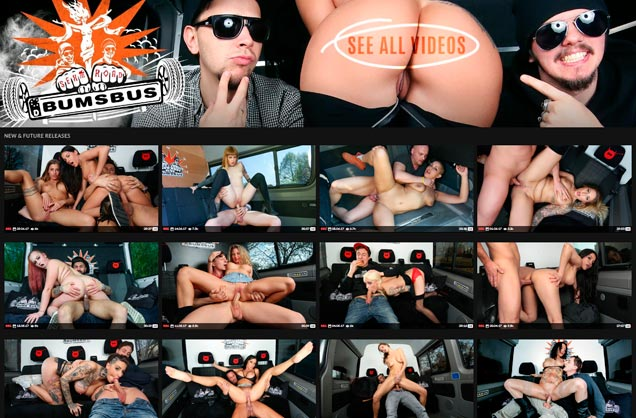 Popular paid adult site to watch euro girls fucked in a van