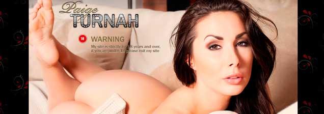 Popular premium adult site featuring a hot British pornstar porn action
