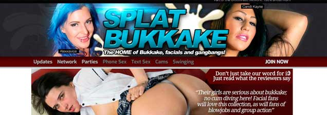 Best premium sex site with tons of bukkake porn pictures