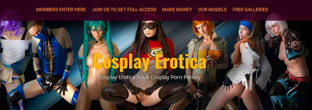 Greatest pay porn site full of cosplay sex material