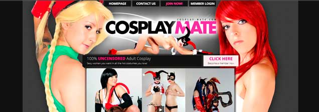 My favorite paid xxx site whre to watch hot cosplay porn pics
