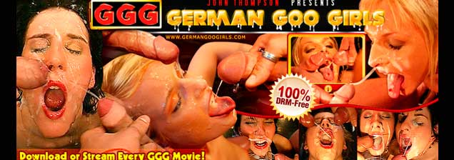 Popular paid xxx website for European bukkake porn films