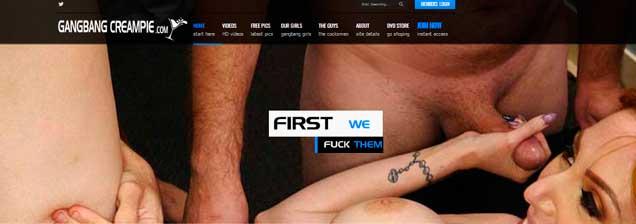 Top premium xxx website full of good orgy porn videos