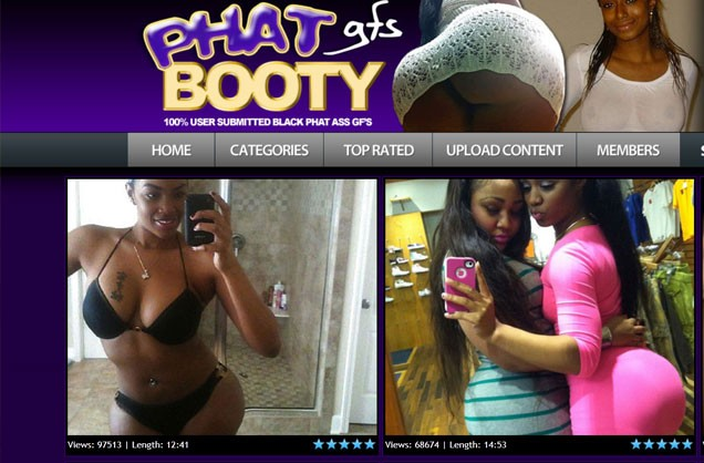 Good paid sex site with sexy and hot black chicks