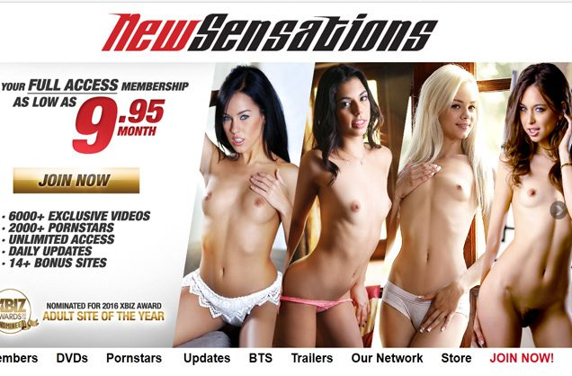 Good premium sex network with a huge collection of porn contents