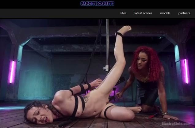 Good paid porn site with the girls are electrified with sex toys